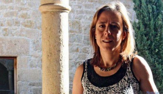Elena Rodríguez, delegada de la FDS.