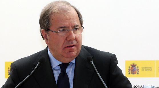 Juan Vicente Herrera, presidente de la Junta de Castilla y León. / Jta.