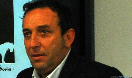 Raúl Lozano, diputado de Agricultura. / SN