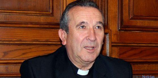 Gerardo Melgar, obispo de Osma-Soria. / SN