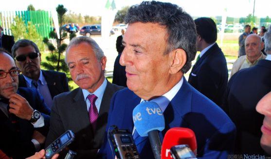 Luis Martínez de San Vicente, responsable de Resinas Naturales. / SN