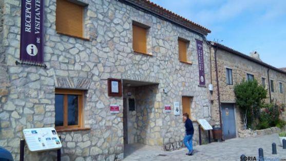 Oficina de turismo en Medinaceli