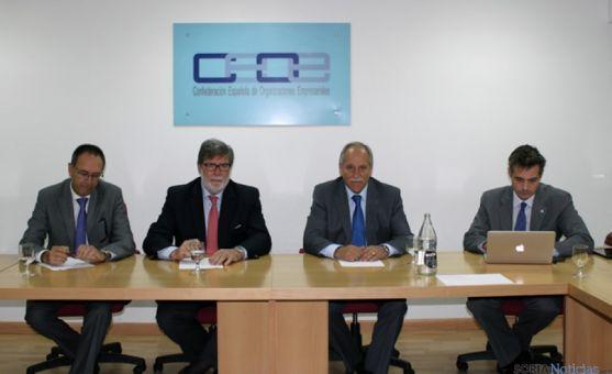 Reunión de trabajo de Soria, Cuenca y Teruel