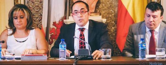 Pleno en Diputación Provincial