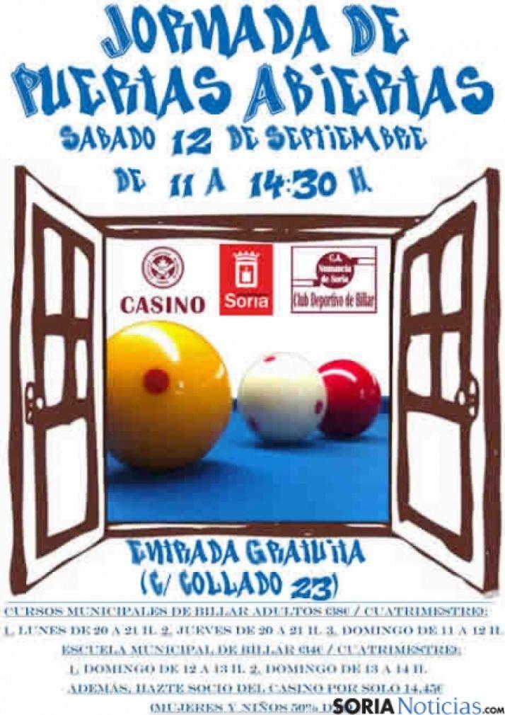 Jornada de puertas abiertas en el Casino