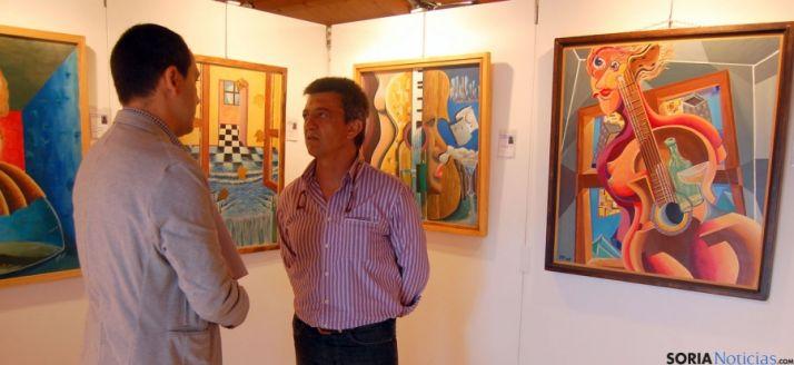 Pérez (dcha.) y Muñoz. / Ayto.
