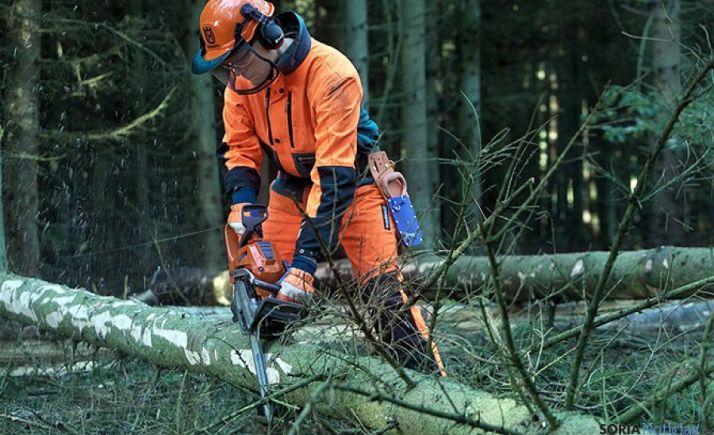 Es para agentes medioambientales y bomberos.