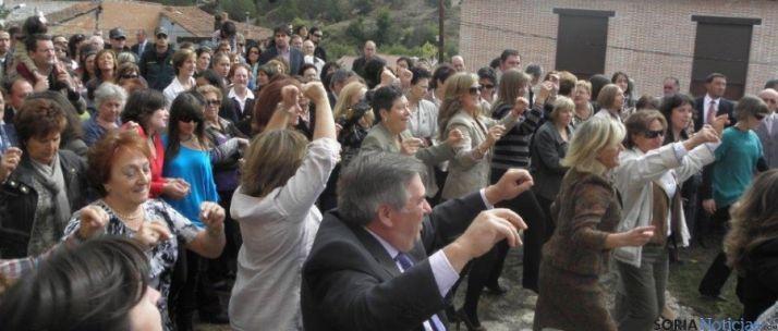 Fiestas de San Miguel en Talveila