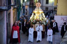 Foto 6 -  Emotiva traca en honor de San Saturio