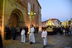 Foto 5 -  Emotiva traca en honor de San Saturio