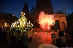 Foto 4 -  Emotiva traca en honor de San Saturio