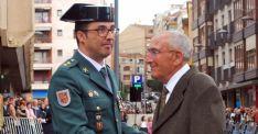 Basilio Moreno (dcha.), de mayor edad. / SN