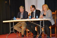 Reunión de alcaldes en Navaleno
