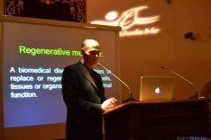 Entrega del Premio de Investigación por la FCCR