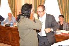 Pleno de octubre 2015 en Diputación Provincial