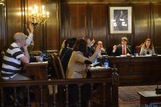 Pleno del Ayuntamiento de Soria 8 de octubre