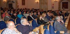 Reunión de alcaldes adminstración electrónica