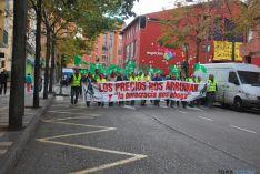 Imagen de la jornada de protesta. / SN