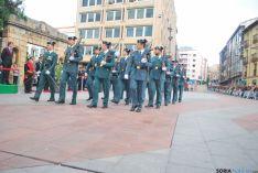 Uno de los instantes del desfile. / SN