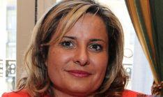 Esther Pérez, vicepresidenta de la Diputación.