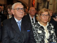 Eugenio Latorre y Benilde Martínez./Rosel