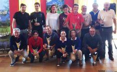 Ganadores del XXIV Torneo San Saturio