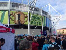 El Ingenieros de Rugby en Inglaterra