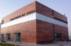 El tanatorio de Mémora en Soria.