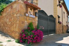 Casa rural en Ventosilla, en las cercanías de Soria capital. / SN