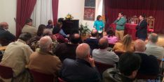 Reunión de alcaldes populares en Ágreda.