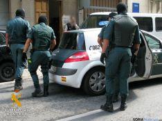 La organización operaba en Aragón, Navarra y La Rioja