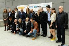 Actores y directos con la fiesta del Cine