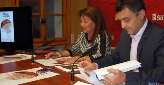 Presentación Mercasetas 2015 en Soria