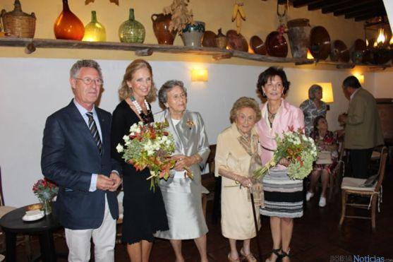 Las galardonadas por Bodegas Campos