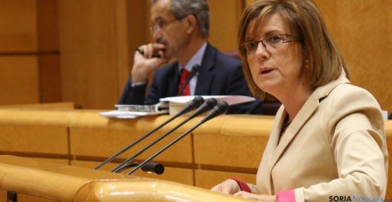 Marimar Angulo, senadora del PP.
