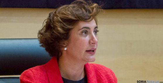 La consejera María Josefa García Cirac. / Jta.