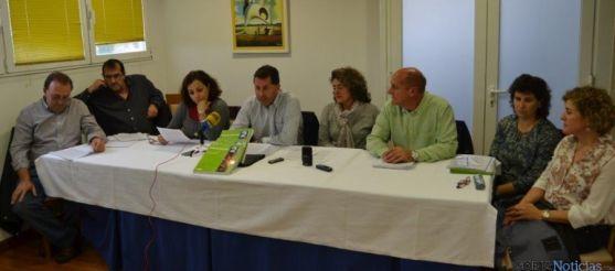 Madres y padres de alumnos del IES Virgen del Espino