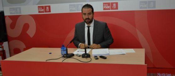Angel Hernández, del PSOE