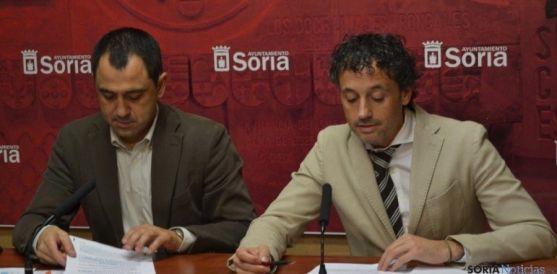 Javier Muñoz y Rubén Moreno