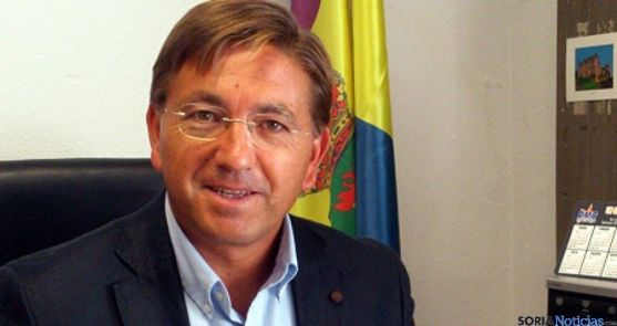 Gerardo Martínez, vicesecretario del PP soriano. / SN