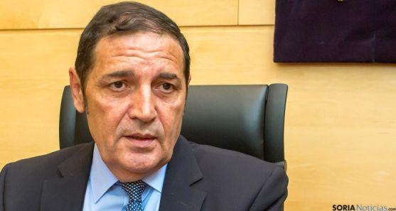El consejero, Antonio María Saez-Aguado. / Jta.