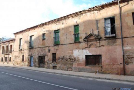 Antiguo Convento San Agustín en Soria
