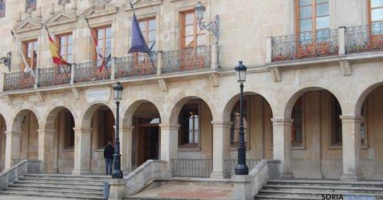 Casa Consistorial de Soria