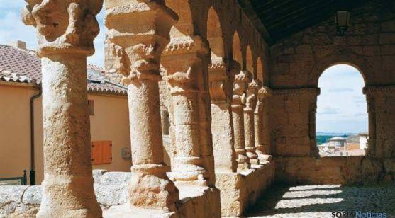 Iglesia de San Miguel en San Esteban de Gormaz