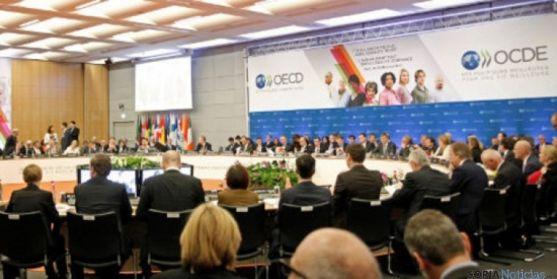 Reunión en la OCDE en París