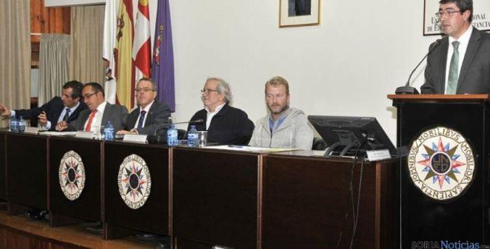 Apertura del curso académico de la Uned en Soria