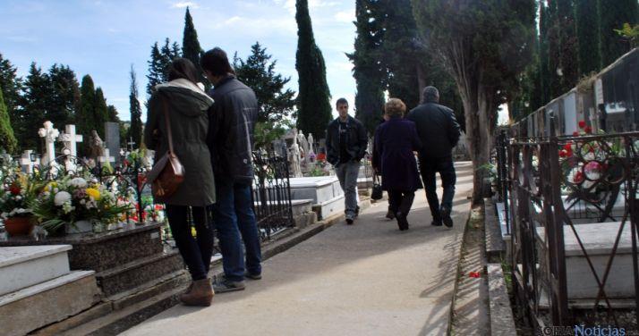 Imagen de archivo del cementerio municipal. / SN