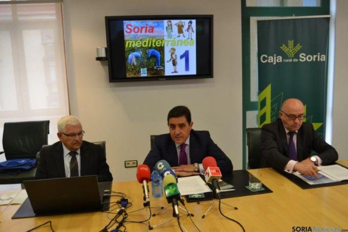 Presentación de Soria Saludable 2015