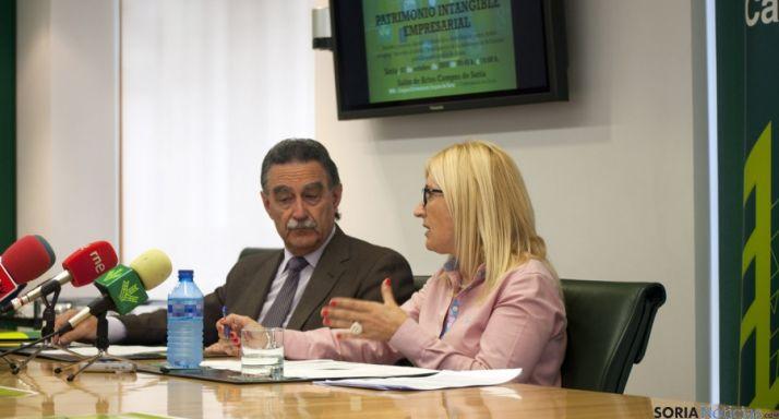 Blanca García y Anselmo García.