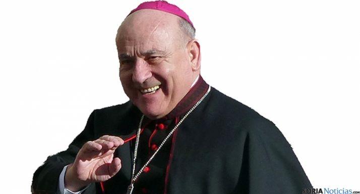 El agredeño Vicente Jiménez Zamora, arzobispo de Zaragoza. / SN